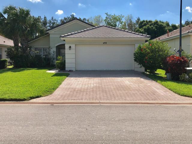 493 SW Talquin Lane, Saint Lucie West, FL 34986 (#RX-10530221) :: The Reynolds Team/Treasure Coast Sotheby's International Realty