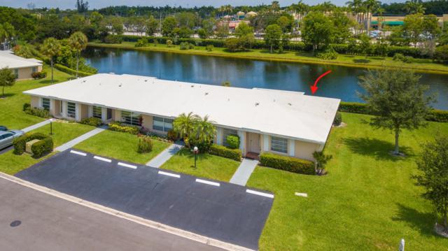 8853 Bella Vista Drive, Boca Raton, FL 33433 (MLS #RX-10530309) :: EWM Realty International