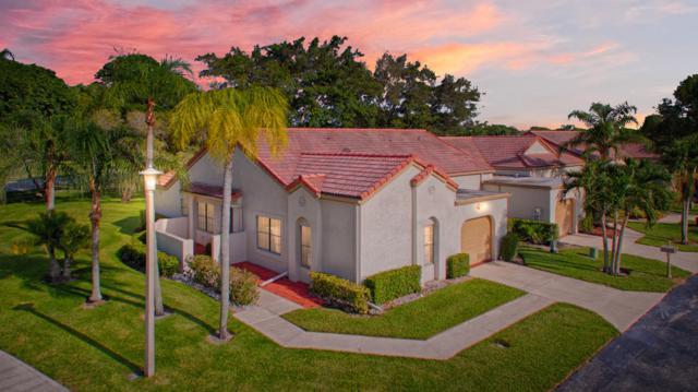 5754 Parkwalk Circle W, Boynton Beach, FL 33472 (MLS #RX-10532470) :: EWM Realty International