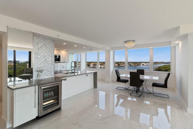 3912 S Ocean Boulevard #605, Highland Beach, FL 33487 (MLS #RX-10534237) :: Berkshire Hathaway HomeServices EWM Realty