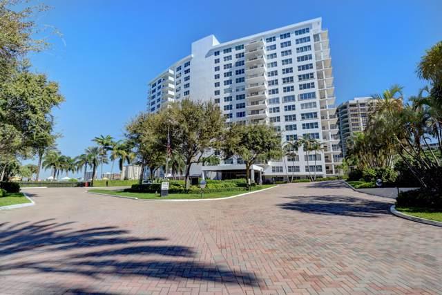 875 E Camino Real 3C, Boca Raton, FL 33432 (#RX-10540279) :: Ryan Jennings Group