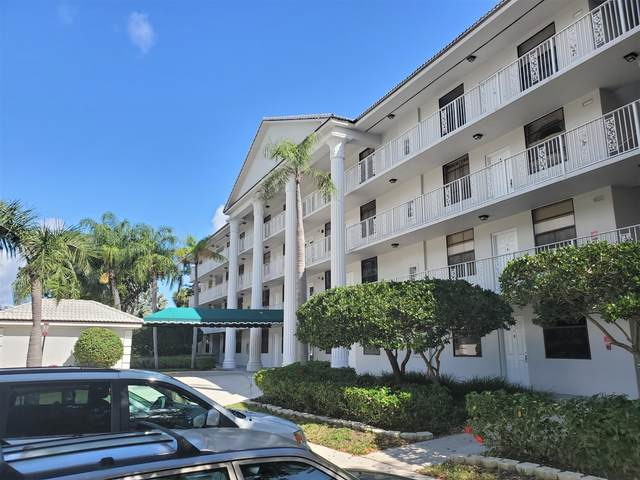 3710 Whitehall Drive #305, West Palm Beach, FL 33401 (#RX-10556121) :: Ryan Jennings Group