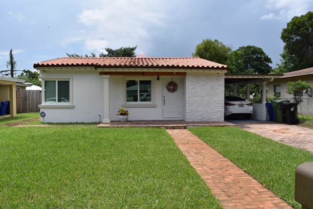 1225 NW 7th Avenue, Fort Lauderdale, FL 33311 (#RX-10556876) :: Weichert, Realtors® - True Quality Service