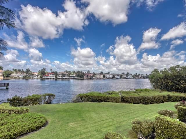 3598 S Ocean Boulevard #102, Highland Beach, FL 33487 (MLS #RX-10558421) :: Castelli Real Estate Services