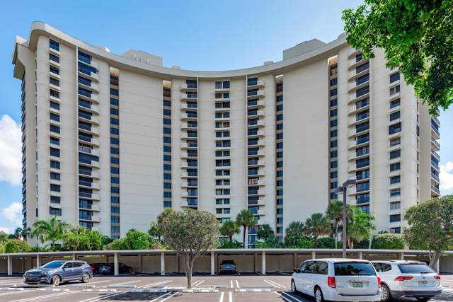 2450 Presidential Way #1807, West Palm Beach, FL 33401 (#RX-10558888) :: Ryan Jennings Group