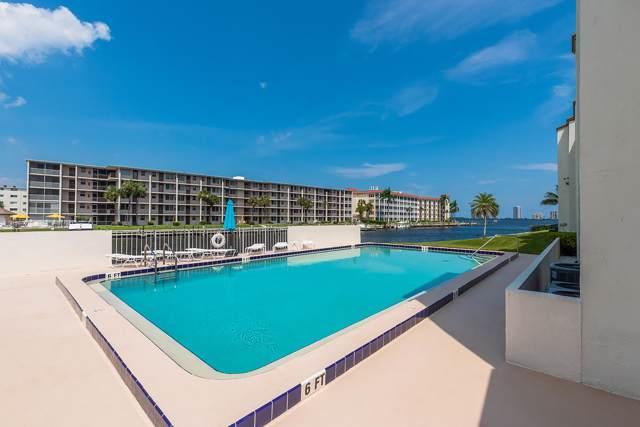 125 Shore Court 101 B, North Palm Beach, FL 33408 (#RX-10559587) :: Ryan Jennings Group