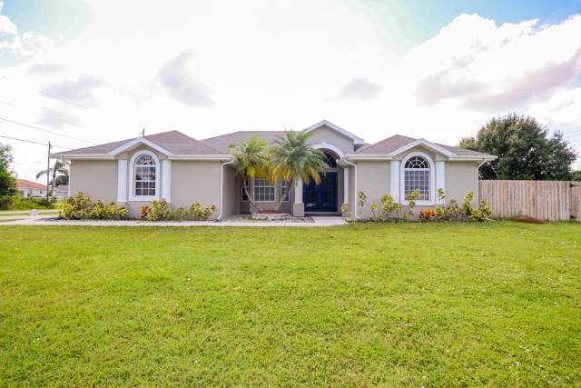 6954 NW Daffodil Lane, Port Saint Lucie, FL 34983 (MLS #RX-10562464) :: Berkshire Hathaway HomeServices EWM Realty