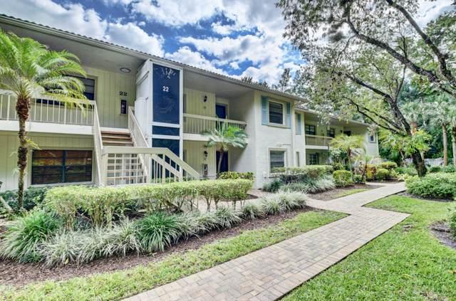 22 Westgate Lane # C, Boynton Beach, FL 33436 (#RX-10562919) :: Ryan Jennings Group