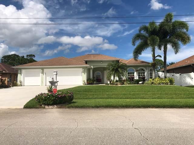 2655 SW Fair Isle Road, Port Saint Lucie, FL 34953 (#RX-10563016) :: Ryan Jennings Group