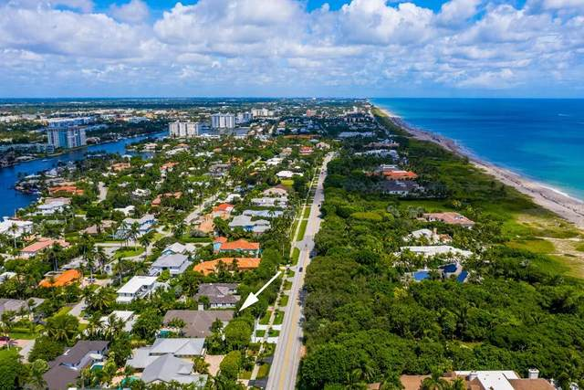 1030 S Ocean Boulevard, Delray Beach, FL 33483 (#RX-10563343) :: Ryan Jennings Group