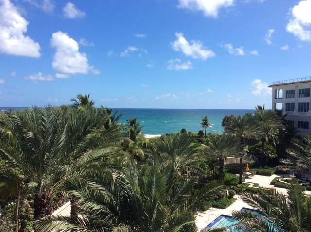 3000 S Ocean Boulevard 404N, Palm Beach, FL 33480 (#RX-10563496) :: Ryan Jennings Group