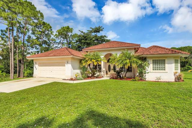 15245 61st Place N, Loxahatchee, FL 33470 (#RX-10564454) :: Ryan Jennings Group
