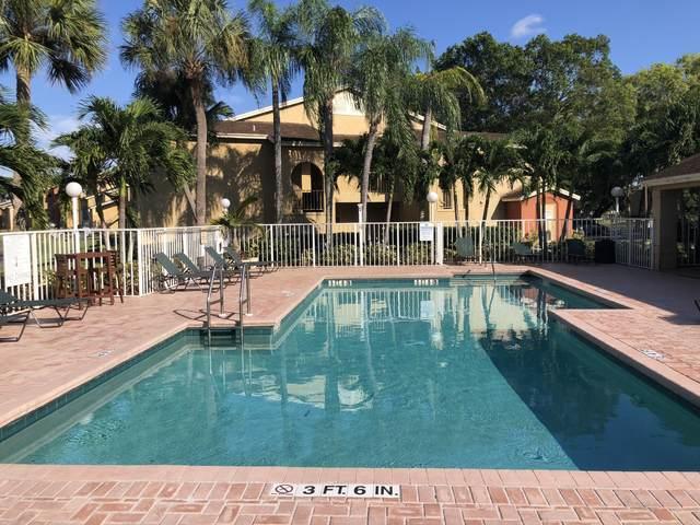 1401 Village Boulevard #1822, West Palm Beach, FL 33409 (#RX-10564575) :: Ryan Jennings Group