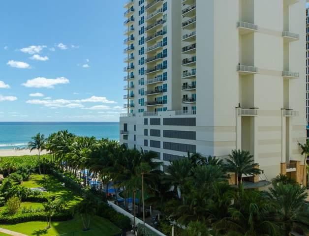 3400 N Ocean Drive #704, Singer Island, FL 33404 (#RX-10564883) :: Ryan Jennings Group