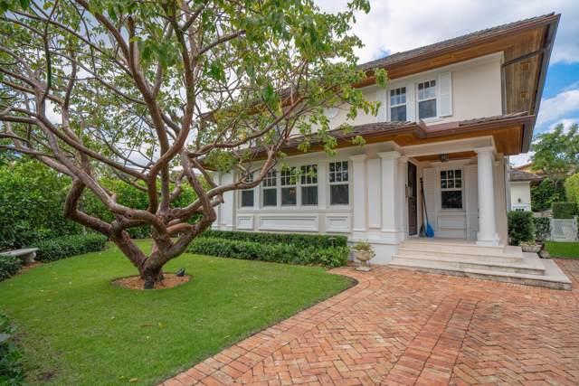 359 Seaspray Avenue, Palm Beach, FL 33480 (#RX-10565825) :: Ryan Jennings Group