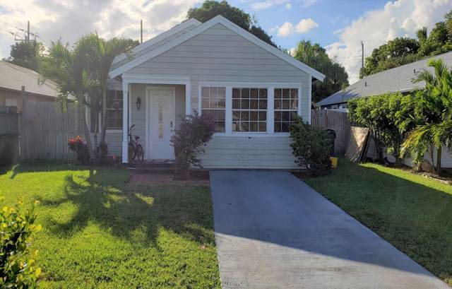 932 SE 4th Avenue, Delray Beach, FL 33483 (MLS #RX-10566180) :: Berkshire Hathaway HomeServices EWM Realty