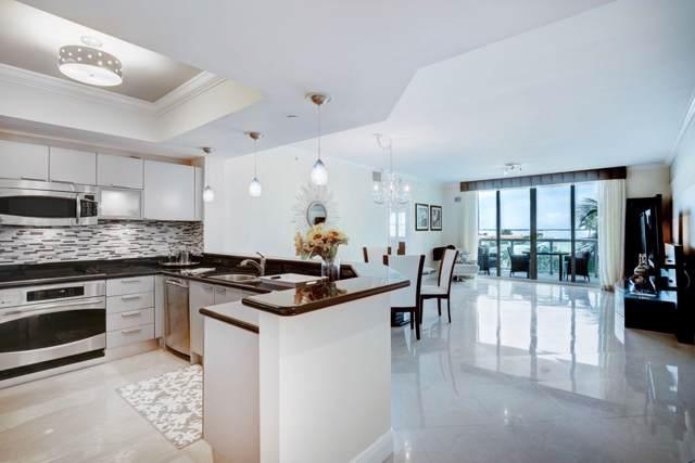 2650 Lakeshore Drive #302, Riviera Beach, FL 33404 (MLS #RX-10566443) :: Berkshire Hathaway HomeServices EWM Realty