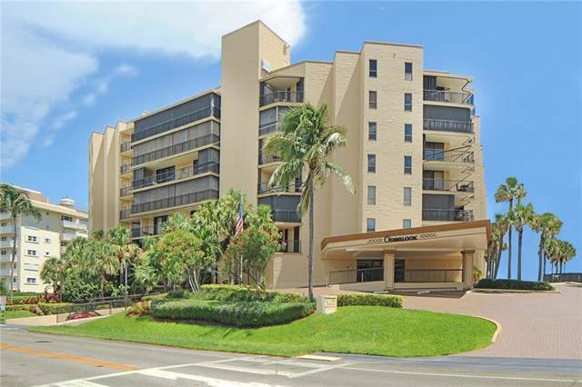 1167 Hillsboro Mile #607, Hillsboro Beach, FL 33062 (#RX-10566729) :: Ryan Jennings Group