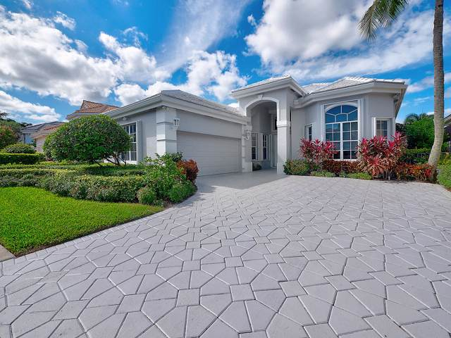 157 Windward Drive, Palm Beach Gardens, FL 33418 (MLS #RX-10567711) :: The Jack Coden Group