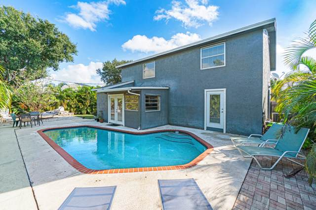 3042 Cardinal Drive, Delray Beach, FL 33444 (MLS #RX-10567908) :: Berkshire Hathaway HomeServices EWM Realty