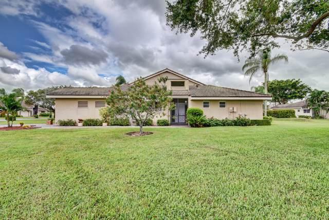 6845 Fountains Circle, Lake Worth, FL 33467 (#RX-10569139) :: Ryan Jennings Group