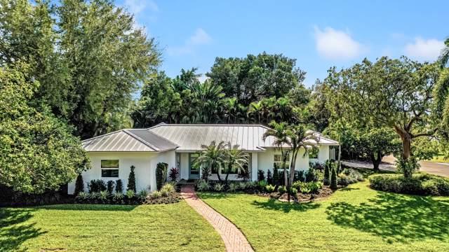 740 Lake Shore Drive, Delray Beach, FL 33444 (MLS #RX-10569520) :: Berkshire Hathaway HomeServices EWM Realty