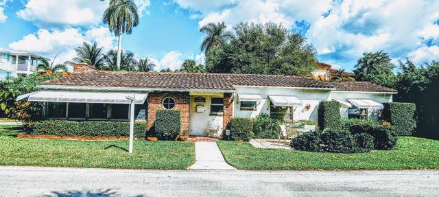 40 N 16th Avenue N, Lake Worth, FL 33460 (MLS #RX-10569832) :: Laurie Finkelstein Reader Team