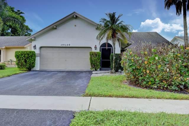 10640 180th Place S, Boca Raton, FL 33498 (#RX-10570146) :: Ryan Jennings Group