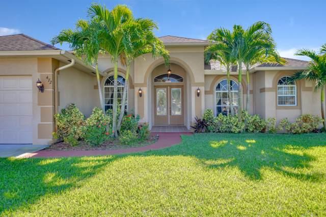 472 SE Inwood Av Avenue, Port Saint Lucie, FL 34953 (MLS #RX-10570431) :: Berkshire Hathaway HomeServices EWM Realty