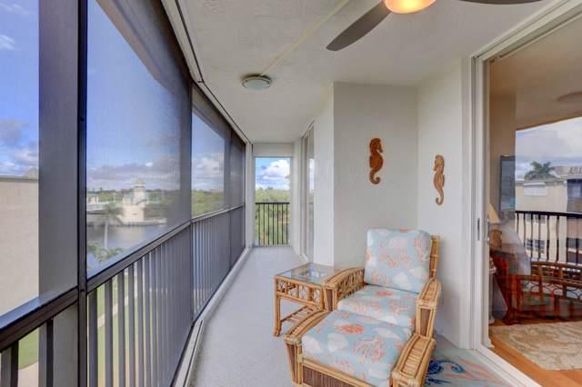 740 E Ocean Avenue #506, Boynton Beach, FL 33435 (#RX-10571207) :: Ryan Jennings Group