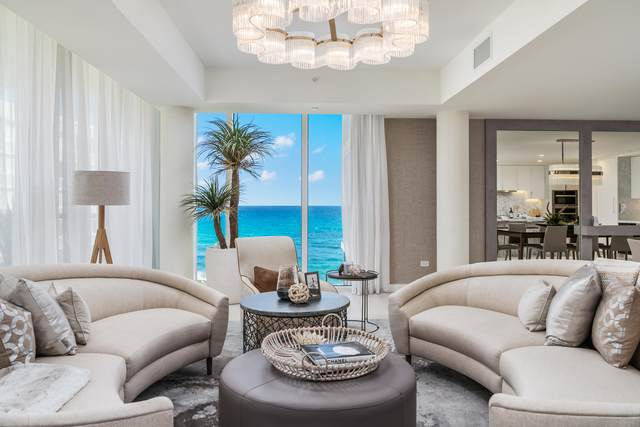 3550 S Ocean Boulevard 4-C, South Palm Beach, FL 33480 (MLS #RX-10572131) :: Berkshire Hathaway HomeServices EWM Realty