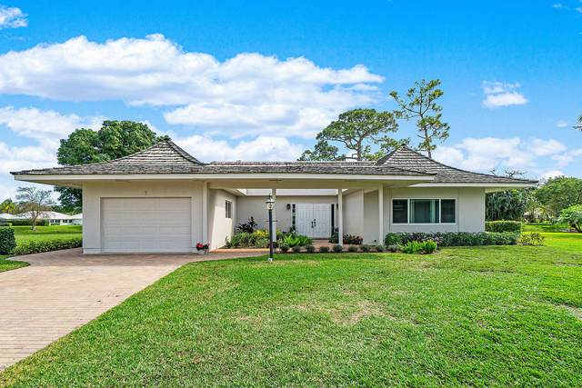 4624 Bonsai Drive #7, Boynton Beach, FL 33436 (#RX-10572207) :: Ryan Jennings Group