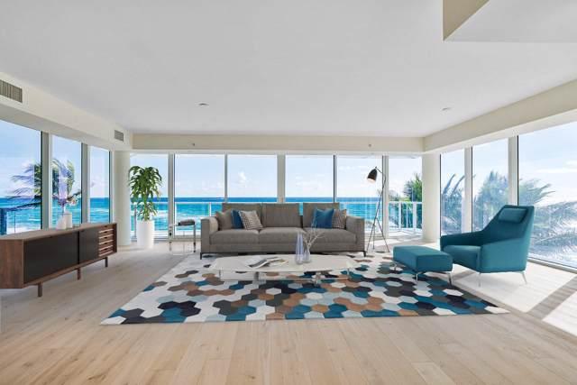 3550 S Ocean Boulevard 3-A, South Palm Beach, FL 33480 (MLS #RX-10572357) :: Berkshire Hathaway HomeServices EWM Realty