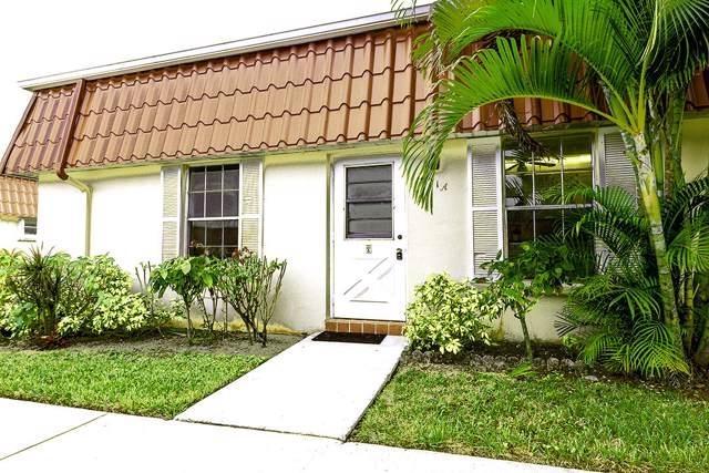 521 Franconia Circle A, Lake Worth, FL 33467 (#RX-10572481) :: Ryan Jennings Group