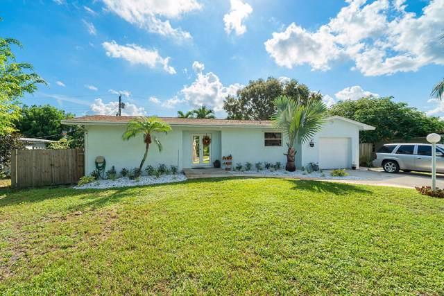2564 Floral Road, Lake Worth, FL 33462 (MLS #RX-10573089) :: Berkshire Hathaway HomeServices EWM Realty