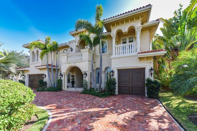 398 NE 7th Street, Boca Raton, FL 33432 (MLS #RX-10573373) :: Berkshire Hathaway HomeServices EWM Realty