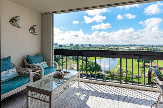 2400 Presidential Way #1606, West Palm Beach, FL 33401 (#RX-10573726) :: Ryan Jennings Group