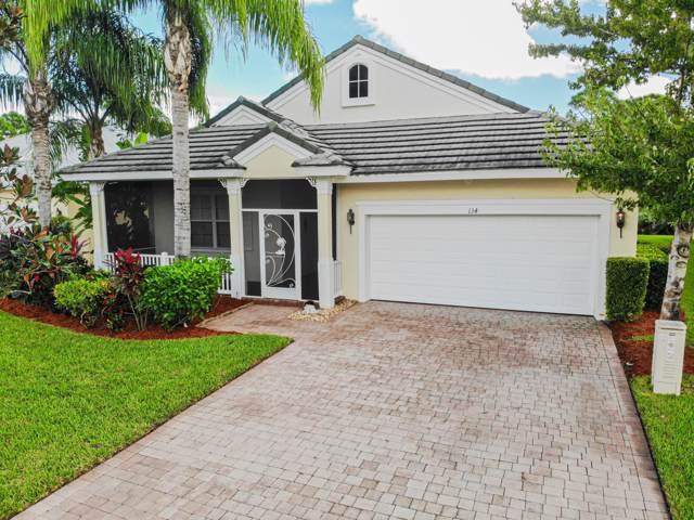 134 NW Pleasant Grove Way, Port Saint Lucie, FL 34986 (#RX-10573788) :: Ryan Jennings Group