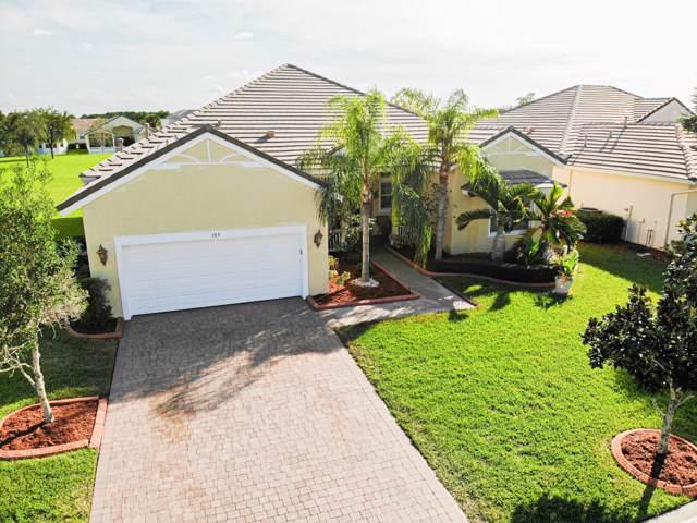 105 NW Madison Court, Port Saint Lucie, FL 34986 (#RX-10574679) :: Ryan Jennings Group