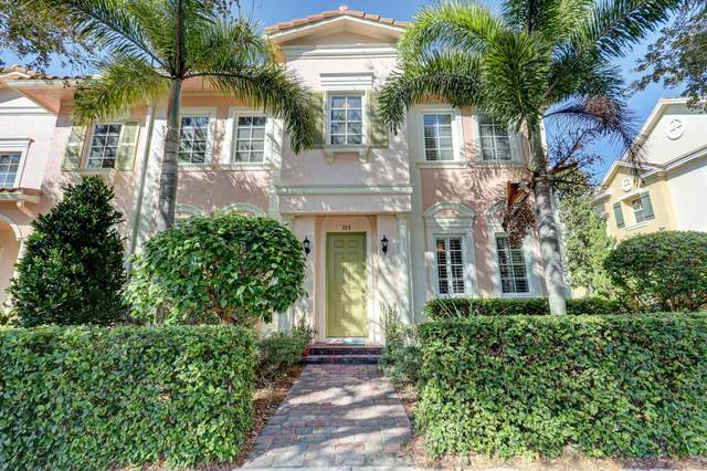 725 Dakota Drive, Jupiter, FL 33458 (#RX-10574734) :: Ryan Jennings Group