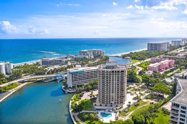 901 E Camino Real 12-C, Boca Raton, FL 33432 (#RX-10575288) :: Ryan Jennings Group