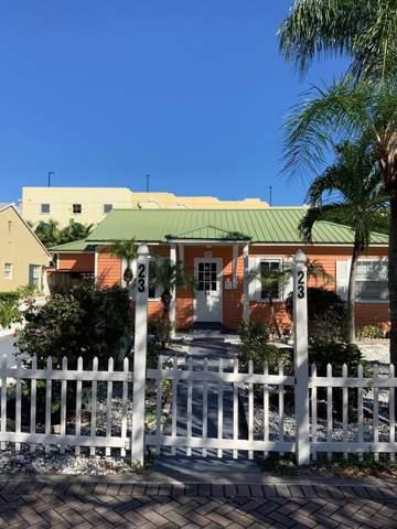 23 S Swinton Avenue, Delray Beach, FL 33444 (MLS #RX-10575666) :: Berkshire Hathaway HomeServices EWM Realty