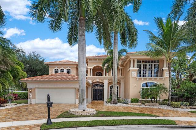 8975 Valhalla Drive, Delray Beach, FL 33446 (#RX-10577164) :: Ryan Jennings Group