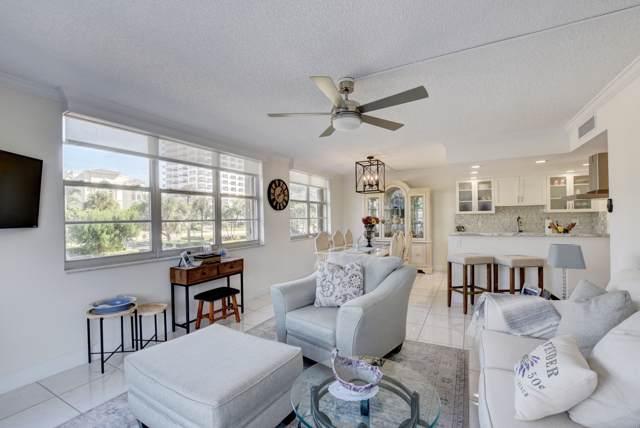 2121 N Ocean Boulevard 208E, Boca Raton, FL 33431 (#RX-10578396) :: Posh Properties