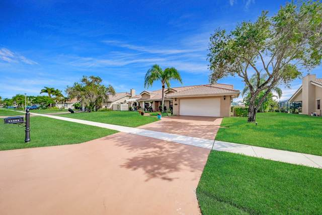 11661 Island Lakes Lane, Boca Raton, FL 33498 (#RX-10578788) :: Ryan Jennings Group