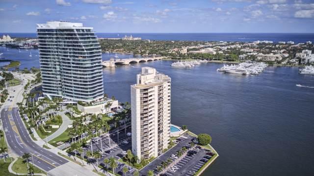1200 S Flagler Drive #1706, West Palm Beach, FL 33401 (#RX-10581021) :: Ryan Jennings Group