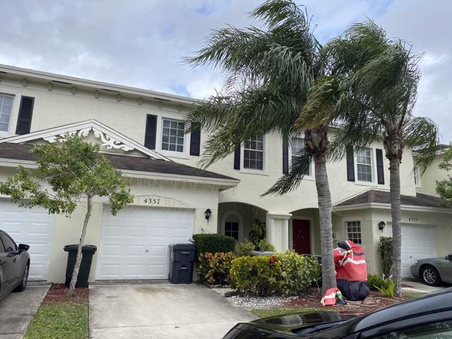 4357 Emerald, Lake Worth, FL 33461 (#RX-10581555) :: Ryan Jennings Group