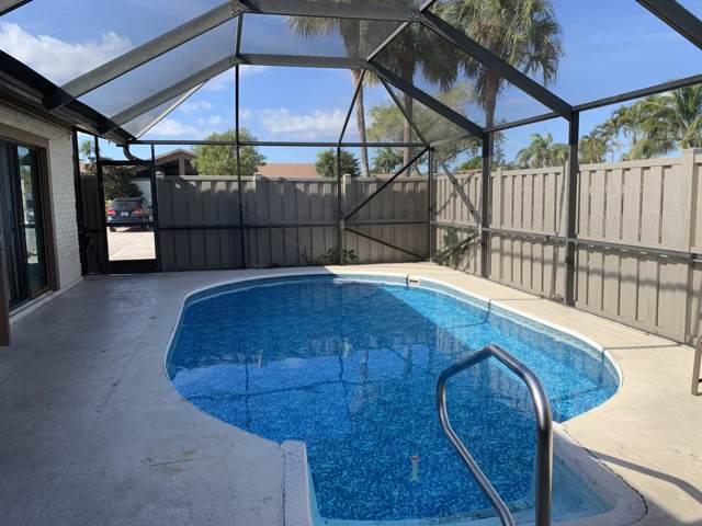 9879 Boca Gardens Trail A, Boca Raton, FL 33496 (MLS #RX-10582233) :: Berkshire Hathaway HomeServices EWM Realty