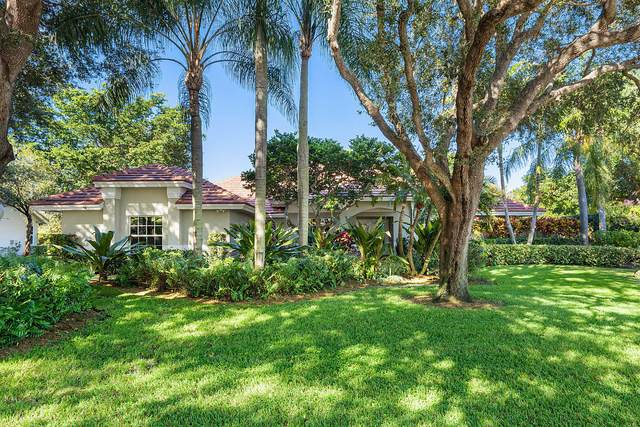 4129 Saint Andrews Drive, Boynton Beach, FL 33436 (MLS #RX-10584059) :: Laurie Finkelstein Reader Team