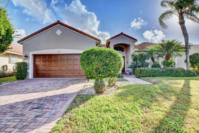 6770 Treves Way, Boynton Beach, FL 33437 (MLS #RX-10584543) :: Berkshire Hathaway HomeServices EWM Realty